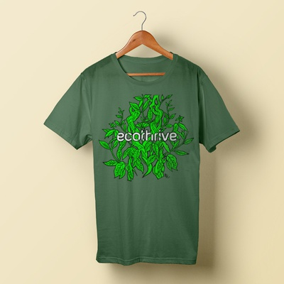 Ecothrive T-Shirt (Vine of the Soul)