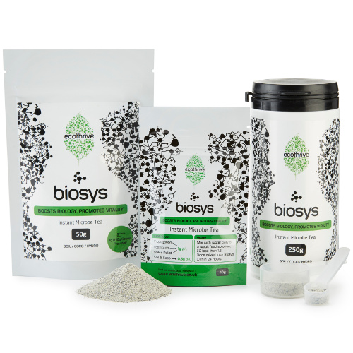 Ecothrive Biosys product group